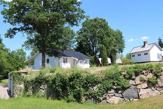 Bild: 5 rum villa på Långhult 1928, Älmhults kommun Fälhult