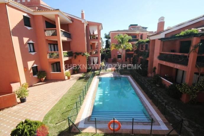Bild: 3 rum bostadsrätt på Carib Playa, Marbella, Costa del Sol, Spanien Carib Playa, Marbella, Costa del Sol