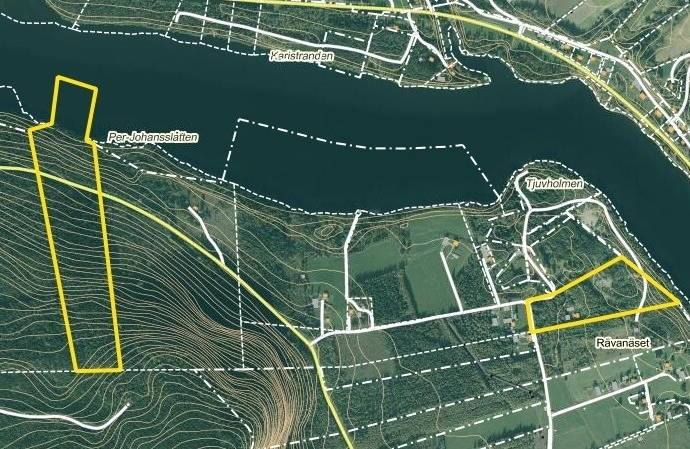 Bild: 70 m² gård/skog på Rävanäset 132, Ragunda kommun Hammarstrand