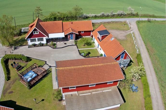 Bild: 32 rum villa på Bolsabacksvägen 44, Sölvesborgs kommun Hosaby-Björke