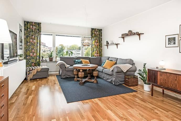 Bild: 2 rum bostadsrätt på Murargatan 31, Uppsala kommun Salabacke