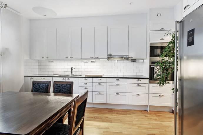 Bild: 3 rum bostadsrätt på Fågelhundsgatan 20, Stockholms kommun Norra Djurgårdsstaden
