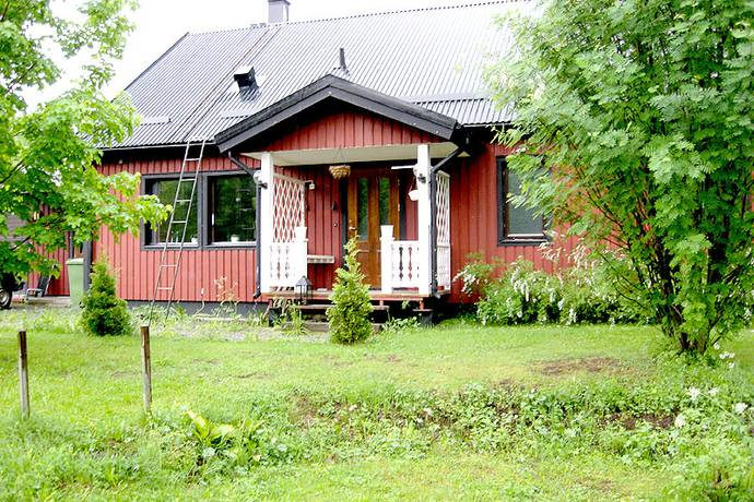 Bild 1: 6 rum villa på Stavre 203, Bräcke kommun Gällö / Jämtland