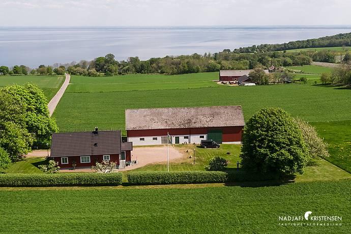 Bild: 4 rum villa på Haga Byaväg 81, Båstads kommun Bjärehalvön