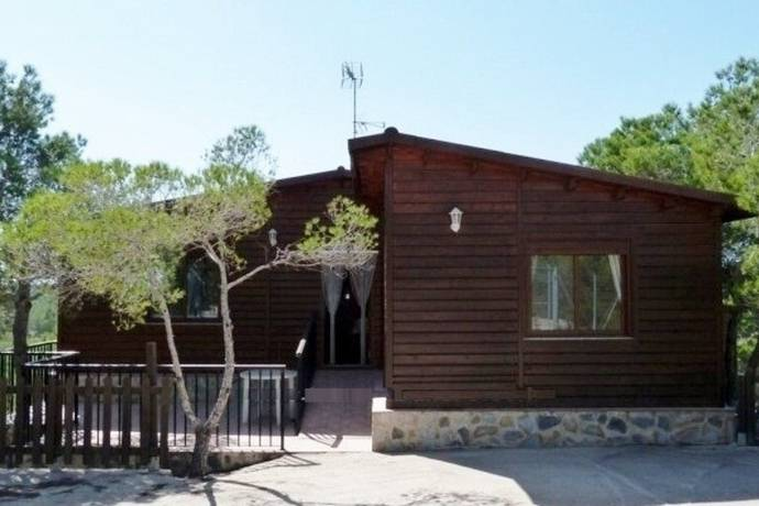 Bild: 3 rum gård/skog på Pilar de la Pordiz, Spanien Pilar de Horadada
