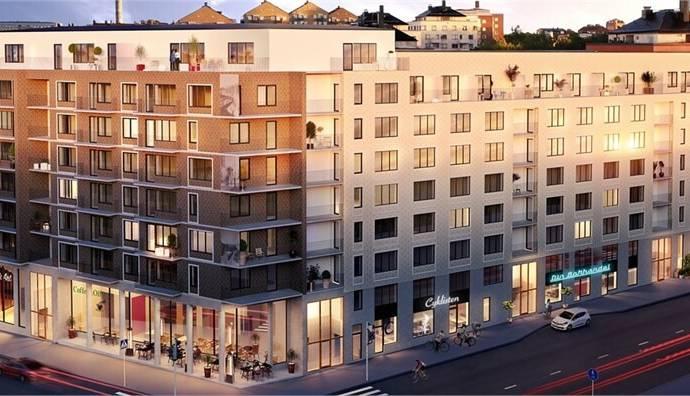 Bild: 1 rum bostadsrätt på Lövgatan 55, 7tr, Sundbybergs kommun Råsunda