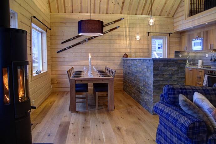 Bild: 6 rum villa på Maskullabacken - Idre Himmelfjäll - 111, Älvdalens kommun Idre Himmelfjäll