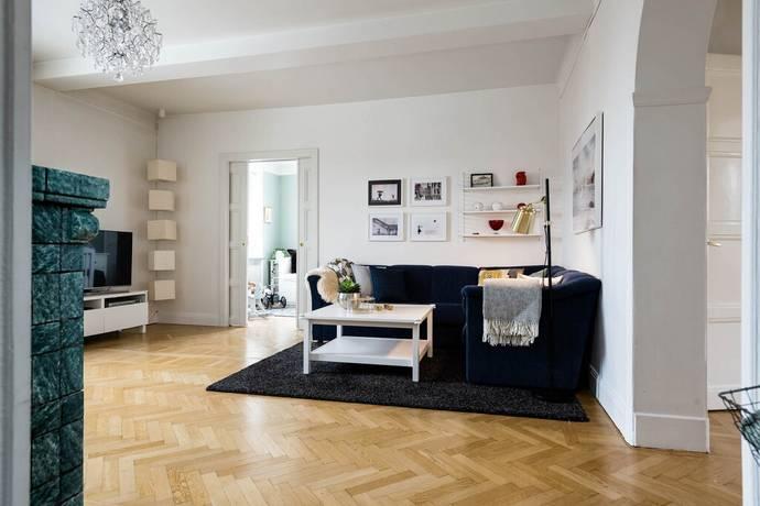 Bild: 3,5 rum bostadsrätt på Hertig karls allé 17, Örebro kommun Centralt Väster