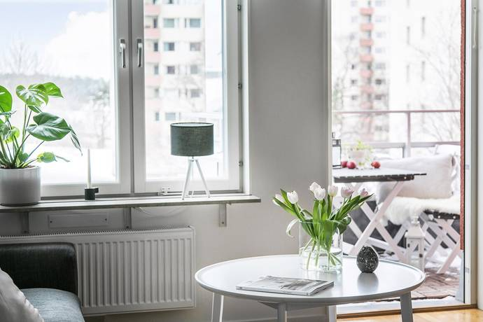 Bild: 3 rum bostadsrätt på Ekgränd 1, Nacka kommun Ekudden