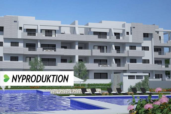Bild: 3 rum bostadsrätt på Nya lägenheter i mysiga Los Dolses, Spanien Costa Blanca - Villamartin
