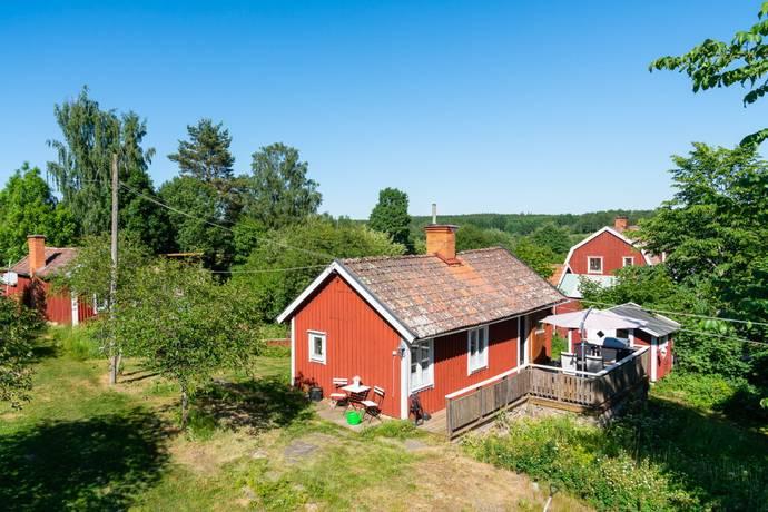 Bild: 1 rum fritidshus på Ryckelsby Grönkullen 1, Boxholms kommun