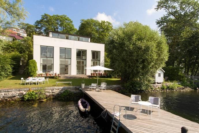 Bild: 9 rum villa på Värdshusbacken 14, Stockholms kommun Stora Essingen