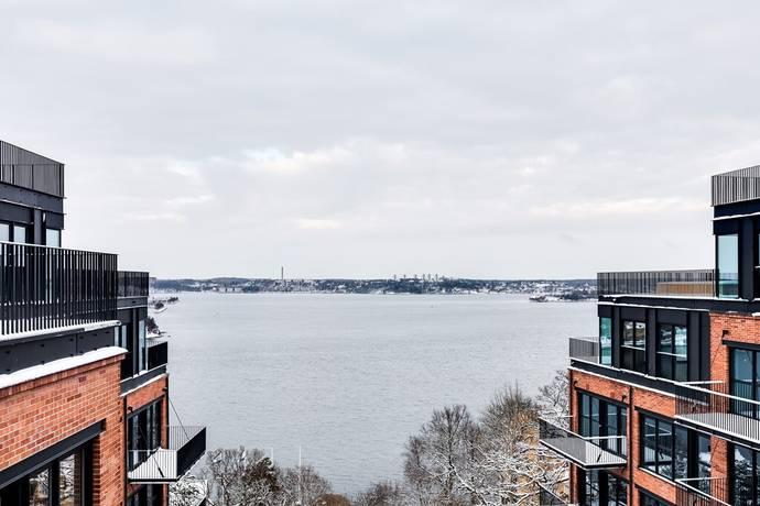 Bild: 4 rum bostadsrätt på Fabrikörvägen 10, Nacka kommun Nacka Strand