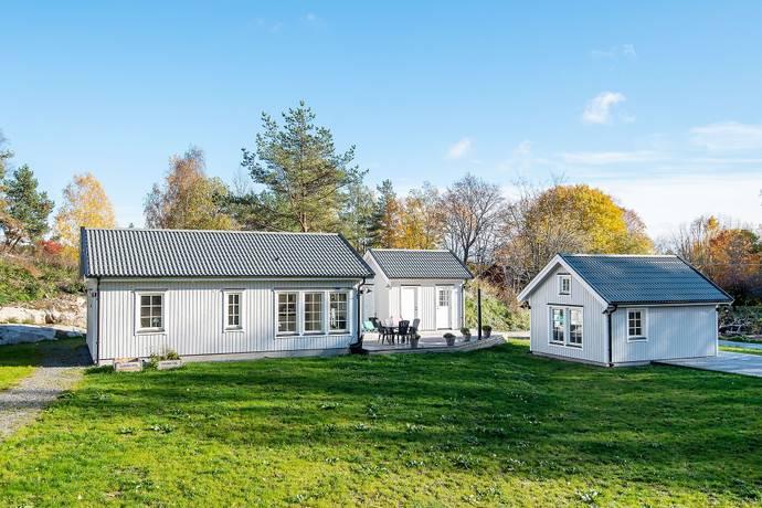 Bild: 3 rum fritidshus på Lännagårdsvägen  28, Huddinge kommun Länna