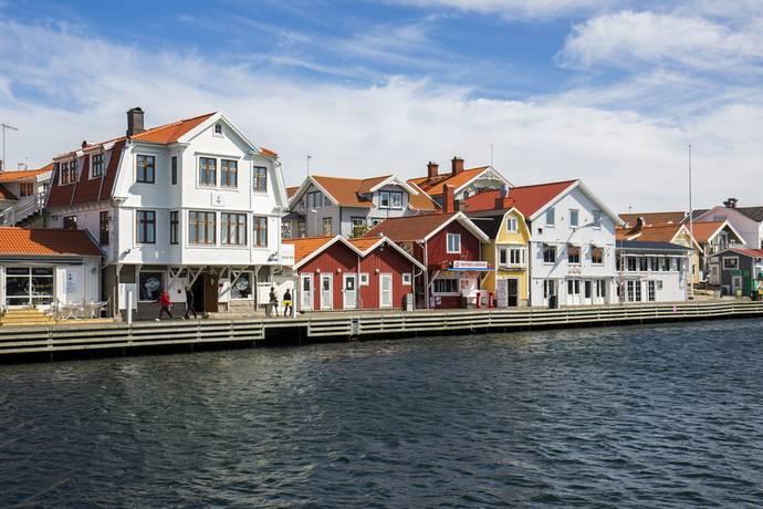 Bild: 8 rum villa på Hamnen 5, Sotenäs kommun Smögen