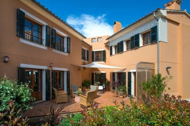 Bild: 7 rum villa på Villa, Mallorca - Portol, ES, Spanien Portol