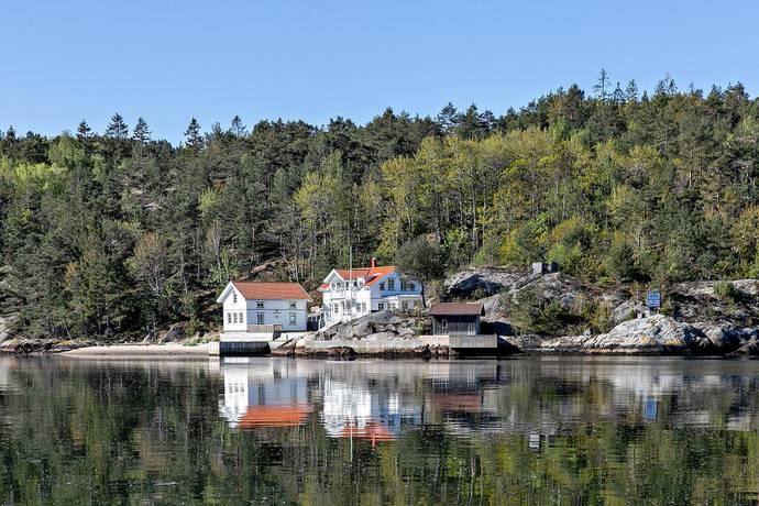 Bild: 7 rum villa på Valö Tanken 1, Strömstads kommun Daftö Valö