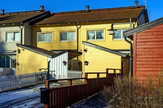 Bild: 5 rum villa, Huddinge kommun Segeltorp
