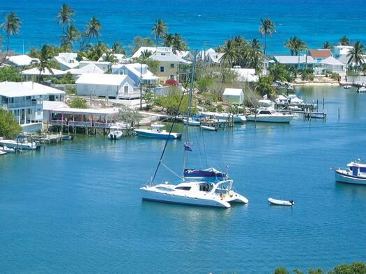Bild: tomt på Winding Road, Bahamas, Bahamas Southern Great Abacos Island