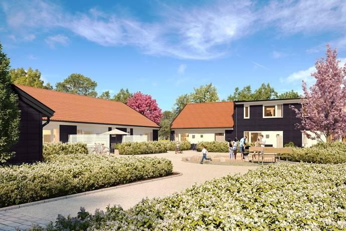 Bild: 4 rum bostadsrätt på Nabbensbergs Herrgård, Lgh 24, Vänersborgs kommun