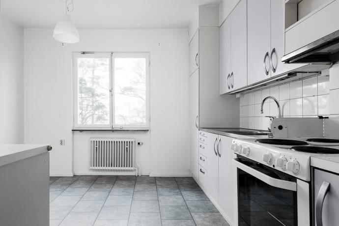 Bild: 2 rum bostadsrätt på Fyrskeppsvägen 79, 2 tr, Stockholms kommun Björkhagen