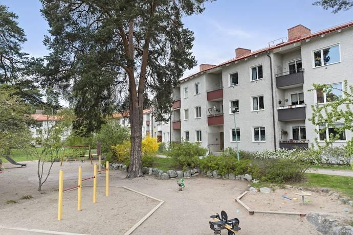 Bild: 1 rum bostadsrätt på Narvavägen 35, Västerås kommun Krumeluren/Hammarby