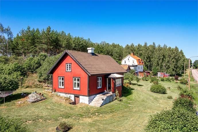 Bild: 4 rum villa på Ekeby 108, Högsby kommun Högsby