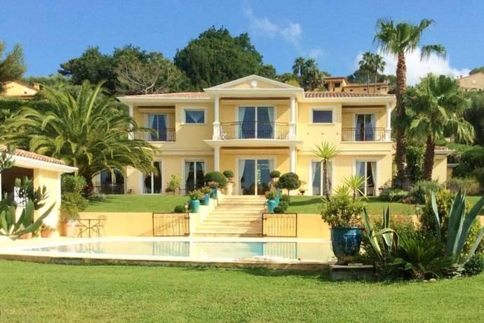 Bild: 6 rum villa på Mougins, Frankrike Franska Rivieran