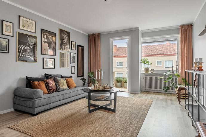 Bild: 2 rum bostadsrätt på Frötunagatan 11B, 2,5 tr, Norrtälje kommun Grossgärdet