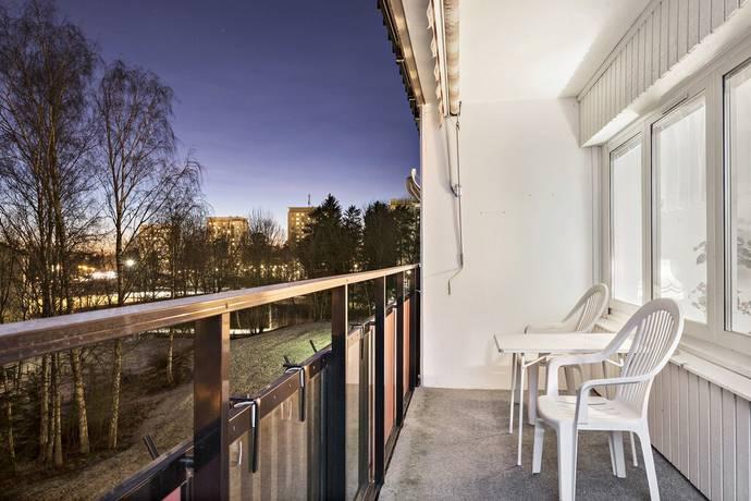 Bild: 3 rum bostadsrätt på Skjutbanegatan 11c, Västerås kommun Haga