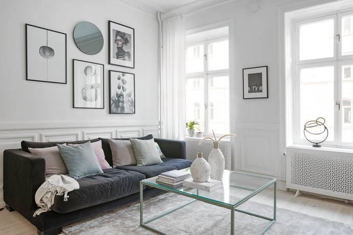 Bild: 3 rum bostadsrätt på Roslagsgatan 35, Stockholms kommun Vasastan