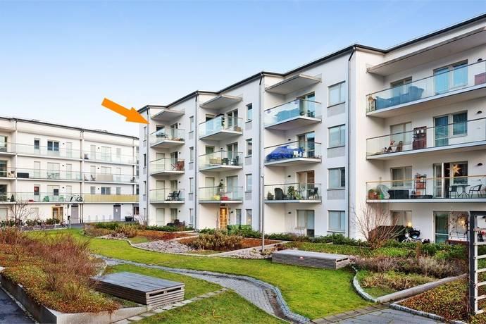 Bild: 4 rum bostadsrätt på Holmvägen 22 D, Upplands Väsby kommun Apoteksskogen