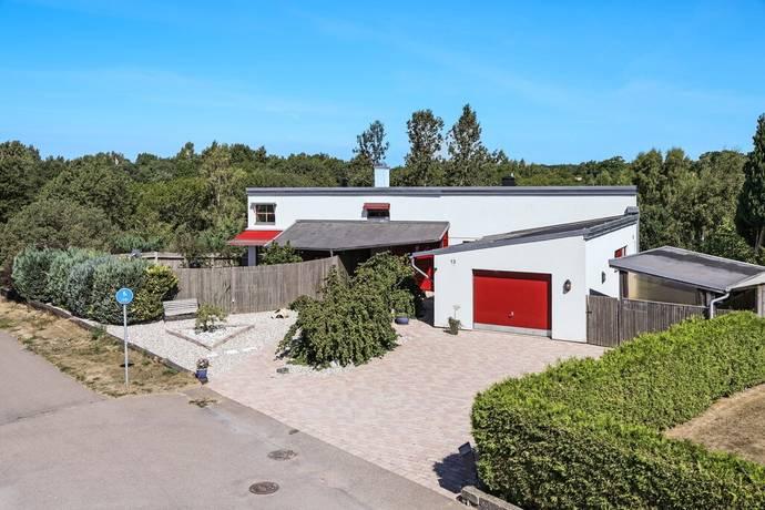 Bild: 6 rum villa på Nils Holgerssons gata 13, Ängelholms kommun Skörpabäcken
