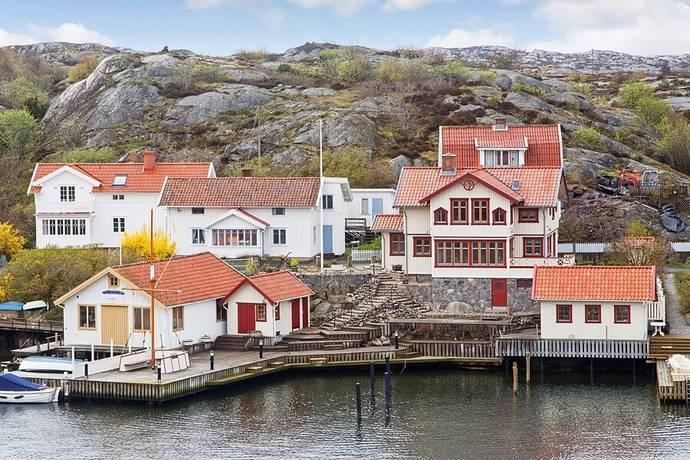 Bild: 4 rum villa på Härön Hunnepallen 171, Tjörns kommun Härön