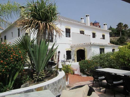 Bild: 8 rum villa på Fantastiskt hotell i La Herradura, Spanien La Herradura