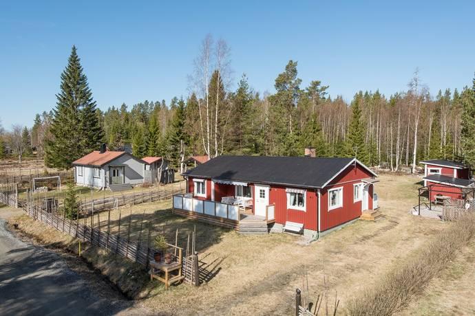 Bild: 4 rum fritidshus på Bjurstigen 41, Gävle kommun Axmar
