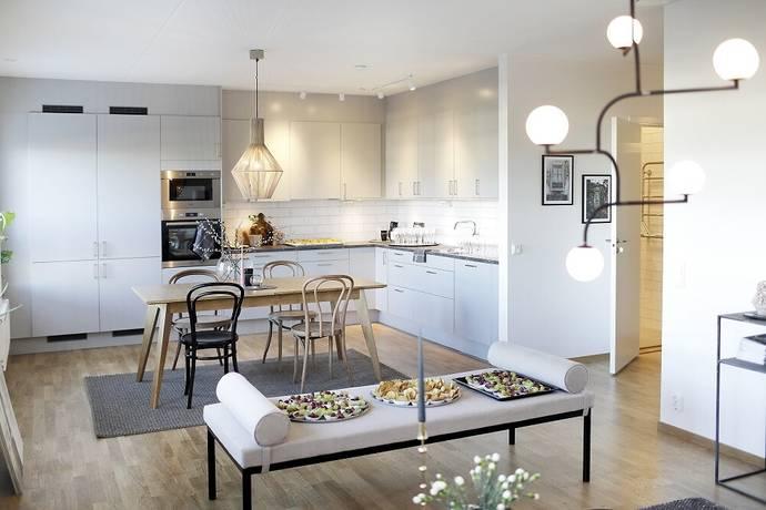 Bild: 4 rum bostadsrätt på Johannesbäcksgatan 95 (Trapphus 1), Uppsala kommun Östra Salabacke