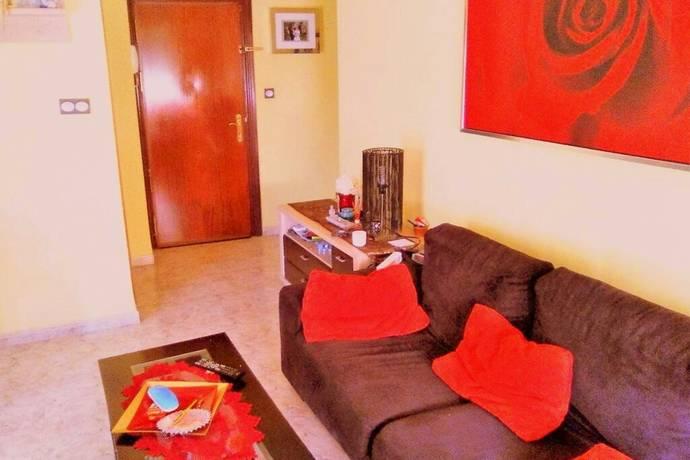 Bild: 4 rum bostadsrätt på Trevlig lägenhet i Malaga stad!, Spanien Malaga - City