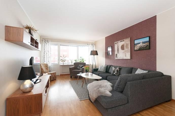 Bild: 3 rum bostadsrätt på Västra Varvsgatan 22 C, Luleå kommun Centrum/Varvet