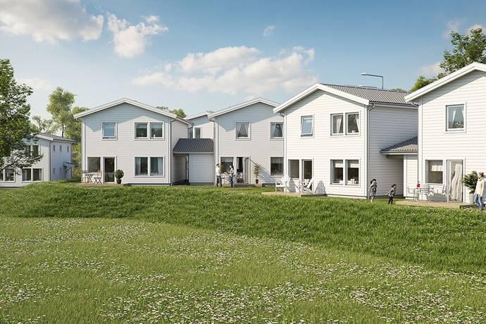 Bild: 5 rum bostadsrätt på Lilla Bråta, Lerums kommun