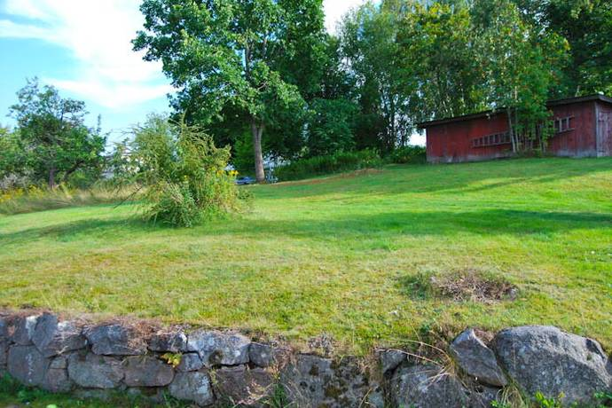 Bild: tomt på Enesundsvägen 10, Bengtsfors kommun Dals Långed