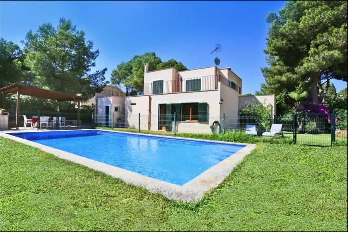 Bild: 5 rum villa på Villa, Mallorca - Cala Blava, ES, Spanien Cala Blava