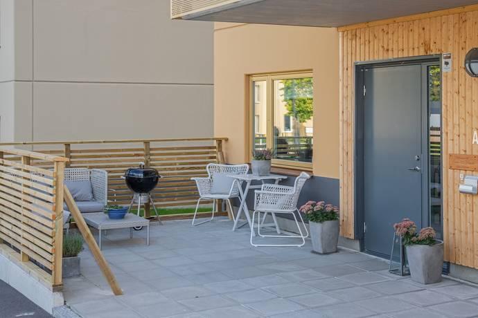 Bild: 2,5 rum bostadsrätt på Nils Åbergs gata 17 A, Norrköpings kommun Kneippen syd/Sandtorp