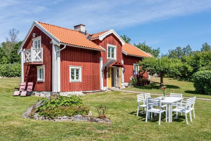 Bild: 4 rum villa på Fågelsången Väsby 15, Södertälje kommun Enhörna