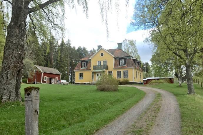 Bild: 9 rum villa på Härjedalsvägen 73, Ljusdals kommun FÄRILA, Centralt