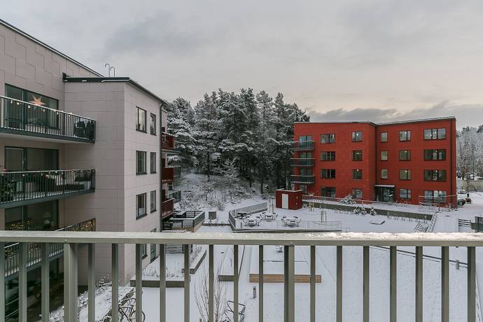 Bild: 3 rum bostadsrätt på Källtorpsvägen 9, 3tr, Täby kommun Näsby Park