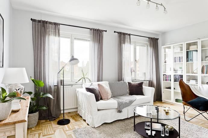 Bild: 1,5 rum bostadsrätt på Prästgårdsgatan 13D, Uppsala kommun Luthagen