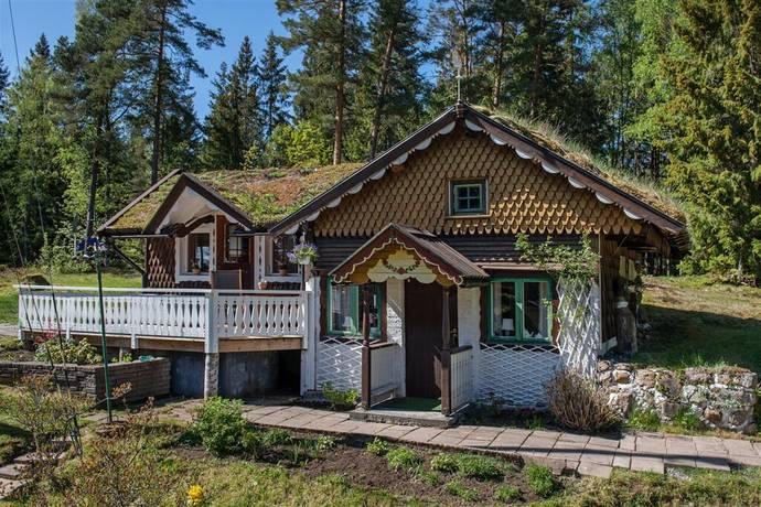 Bild: 2 rum villa på Marias väg 7, Alingsås kommun Hemsjö