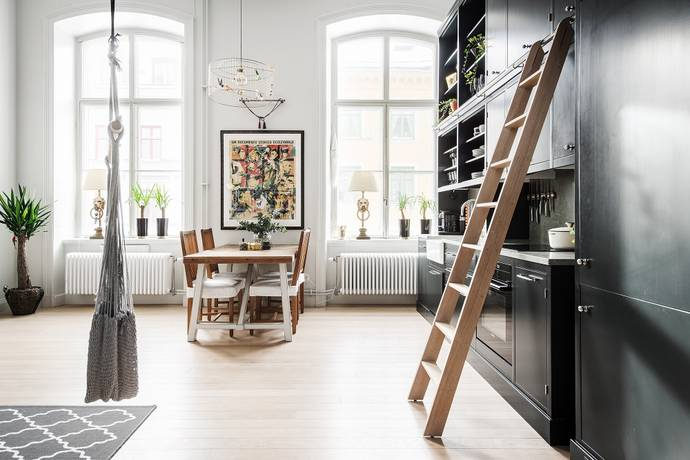 Bild: 2 rum bostadsrätt på Teknologgatan 8C, Stockholms kommun Norrmalm/Vasastan - Lyceum