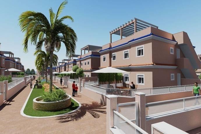 Bild: 3 rum bostadsrätt på Punta Prima, Spanien
